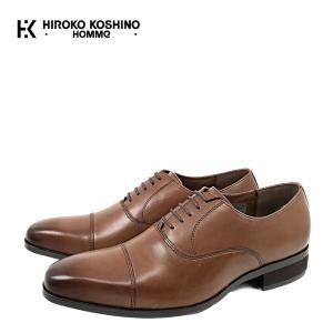 ヒロココシノ ストレートチップ ブラウン 靴 メンズ 119-200 shobido