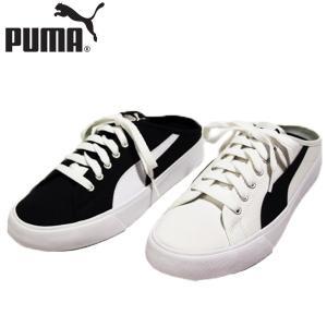 プーマ PUMA バリ ミュール 靴 レディース 371318-01-02|shobido