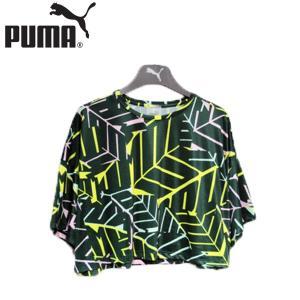 プーマ PUMA コスミック ティー シャツ 靴 レディース 517910-03|shobido