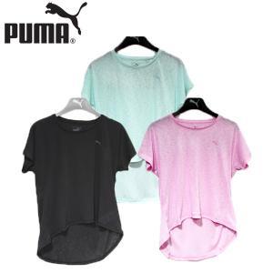 ↓プーマ PUMA ボールド ショートスリーブ ティーシャツ 靴 レディース 517965-01-03-07|shobido