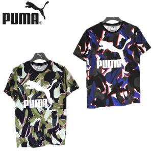 プーマ PUMA クラシックス 総柄 ショートスリーブ ティー 靴 メンズ 579037-31-51 shobido