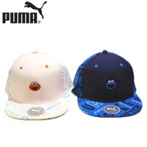 プーマ PUMA セサミストリート キャップ 靴 子供 021923-01-02|shobido