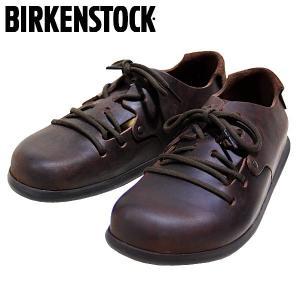 ビルケンシュトック BIRKENSTOCK モンタナ オイルドレザー カジュアル シューズ 靴 メンズ 199243-200|shobido