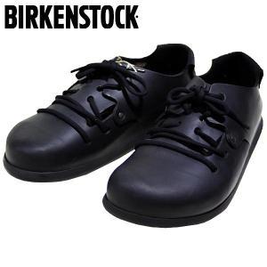 ビルケンシュトック BIRKENSTOCK モンタナ オイルドレザー カジュアル シューズ 靴 メンズ 199263-100|shobido
