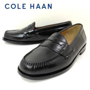 コールハーン ピンチペニー ブラック ローファー 靴 メンズ 3503 -100 shobido