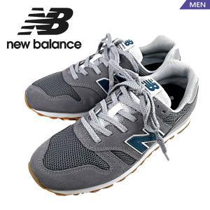 ニューバランス NEW BALANCE Dワイズ 靴 メンズ ML373 EA2