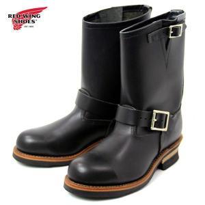 レッドウィング REDWING エンジニア ブーツ レザー 革 靴 メンズ 2268-10|shobido
