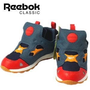 リーボック Reebok バーサ ポンプ フューリー キッズ スニーカー 靴 2378-610|shobido