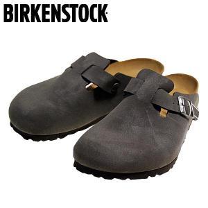 ビルケンシュトック BIRKENSTOCK ボストン クロッグ サンダル 靴 メンズ 259551-100|shobido