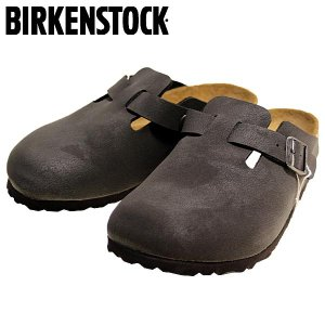 ビルケンシュトック BIRKENSTOCK ボストン クロッグ サンダル 靴 レディース 259553-100|shobido