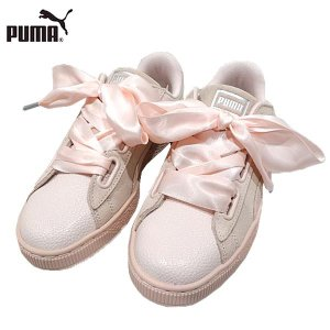 PUMA SUEDE HEART BUBBLE WNS 36...