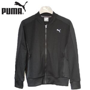 PUMA プーマ 516083-01 エナジー リブクルーネック トレーニング ジャケット|shobido