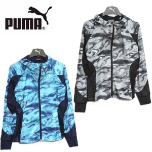 ↓ PUMA プーマ 516135-01-02 グラフィック ジャケット レディース|shobido