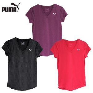 ↓PUMA プーマ 516194-01-03-04 ヨギーニ Tシャツ レディース|shobido