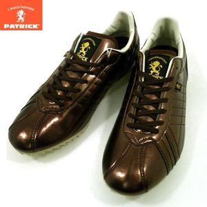パトリック PATRICK シュリー メタリック スニーカー 靴 レディース 526095-20