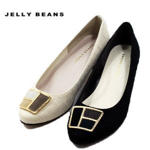 ジェリービーンズ JELLY BEANS カラーブロック パーツ パンプス 子供 567-100-800|shobido