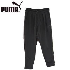 ↓PUMA プーマ 574740-01 EVO ハイウェスト スウェット パンツ レディース|shobido