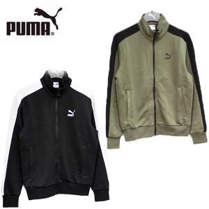 ↓ PUMA プーマ 574795-01 ARCHIVE T7 アーカイブ トラックジャケット メンズ|shobido