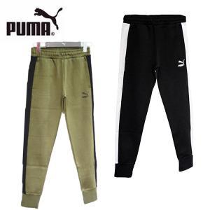 ↓ PUMA プーマ 574798-01 ARCHIVE T7 アーカイブ トラックパンツ メンズ|shobido