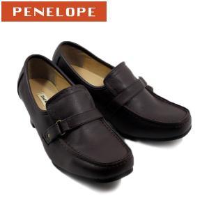 ペネロペ 太ヒール パンプス 靴 レディース 68640-220|shobido