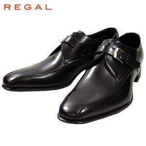 リーガル REGAL スワール モンクストラップ ビジネスシューズ メンズ 728R-100|shobido