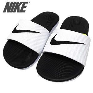 ナイキ NIKE カワ スライド サンダル 靴 子供 819352|shobido