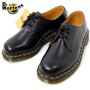 ドクターマーチン 3ホール カジュアル レザー 革 靴 レディース 10085001-100 3EY...
