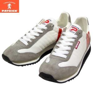パトリック PATRICK マラソン ソフトクリーム 靴 メンズ 94000-980|shobido
