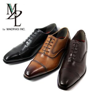 ↓MADRAS マドラス ビジネスシューズ ストレートチップ メンズ DS4061-100-240-320|shobido