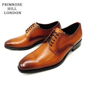 プリムローズヒルロンドン ロングノーズ プレーントゥ ビジネスシューズ レザー 革 靴 メンズ PH1510-200|shobido