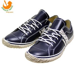 スピングルムーブ SPINGLE MOVE レザー スニーカー 靴 メンズ 154-610|shobido
