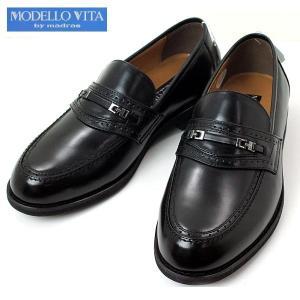 (T) マドラス モデロ ビタ ビット付 シューズ 靴 メンズ VT5572-10|shobido