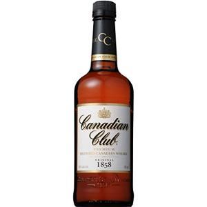 カナディアンクラブ ウィスキー 40度 700ml 正規品|shochuya-doragon