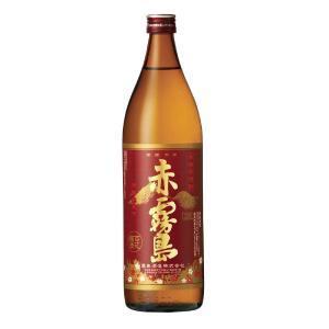 赤霧島 25度 900ml 霧島酒造  芋焼酎 25度 あかきりしま|shochuya-doragon