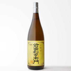 前田利右衛門 25度 1800ml 指宿酒造 芋焼酎|shochuya-doragon