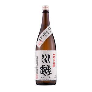 川越  25度 1800ml  川越酒造 芋焼酎|shochuya-doragon