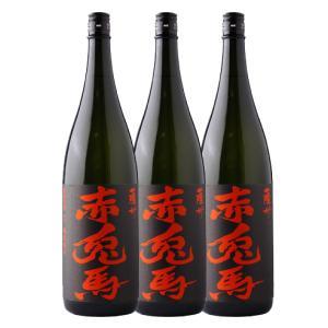 送料無料/ 赤兎馬 (せきとば) 25度 1.8L 3本セット 濱田酒造の芋焼酎 1800ml|shochuya-doragon