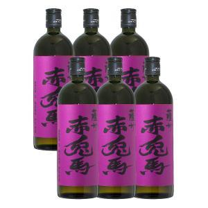 送料無料/  紫の赤兎馬 (むらさきのせきとば)  25度 720ml×6本 濱田酒造 芋焼酎|shochuya-doragon