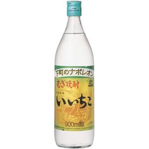 いいちこ 25度 900ml ビン  三和酒類 麦焼酎 瓶 shochuya-doragon