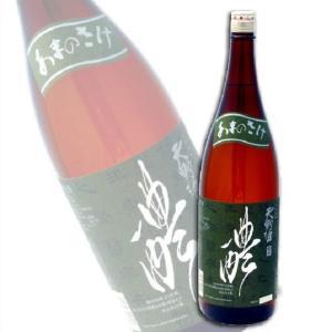 天野酒 純米酒 醴(れい)1.8L|shochuya-doragon