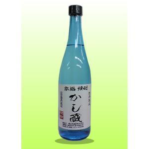 樫樽熟成 樫蔵(かしぞう) 25度 720ml (麦焼酎) 鷹正宗酒造|shochuya-doragon