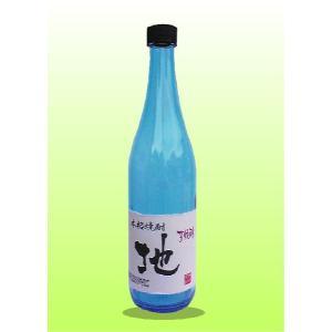 甕仕込み 地(ち) 25度 720ml【芋焼酎】正春酒造|shochuya-doragon