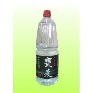 超格安麦焼酎!甕麦(かめむぎ) 25度 1800ml【麦焼酎】宗政酒造|shochuya-doragon