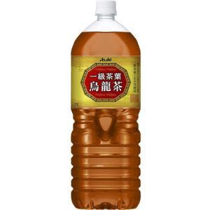 アサヒ飲料 一級茶葉烏龍茶 2000ml×6本  2.0Lペット ウーロン茶 shochuya-doragon