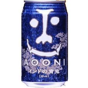 インドの青鬼 ビール ヤッホーブルーイング 350ml×3本|shochuya-doragon