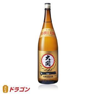 大関 特撰 本醸造 金冠 1.8l瓶 清酒 日本酒 1800ml|shochuya-doragon