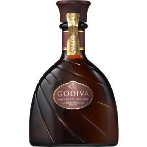 ゴディバ チョコレートリキュール 15度 375ml   リキュール キリン|shochuya-doragon