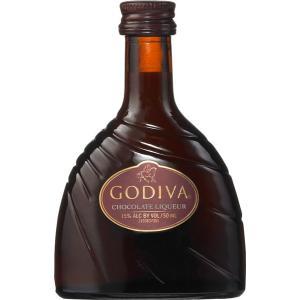 ゴディバ チョコレートリキュール 15度 50ml  リキュール キリン|shochuya-doragon