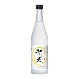 和ら麦 25度 720ml 麦焼酎 楽丸酒造 サッポロ shochuya-doragon