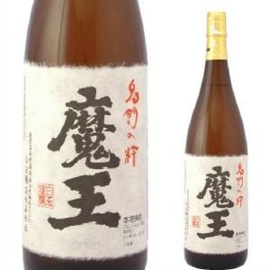魔王 25度 1800ml 白玉醸造(芋焼酎) まおう いも焼酎 1.8L 贈り物 ギフト|shochuya-doragon